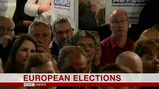 2019 May 17 BBC One minute World News