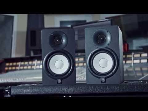 Studio Monitor Speaker Review: Yamaha HS5