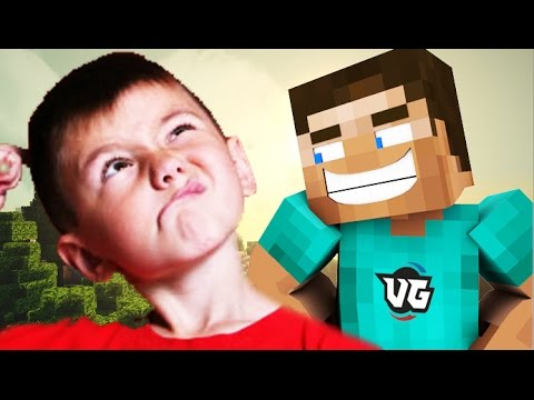 TWO MINDLESS KIDS RAGE ON MINECRAFT! (Minecraft Trolling)