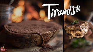 BEST TIRAMISU EVER! -  FROM SCRATCH, UNBELIEVABLE!