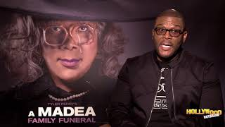 Tyler Perry Gives 'Madea' A Stone Cold Finale