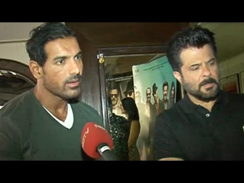 Akshay is very happy for me: John