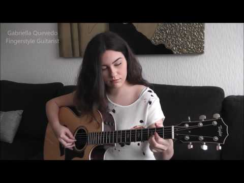 The Beatles Blackbird  Gabriella Quevedo