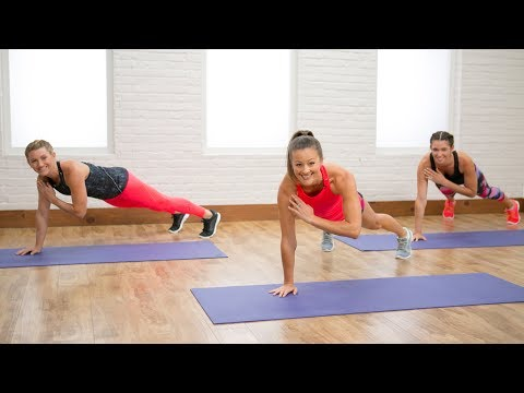 Burn 400 Calories in 40 Minutes With This Bodyweight Workout