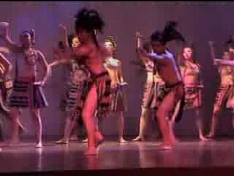 Filipinescas Igorot Main Dance (Maysa)
