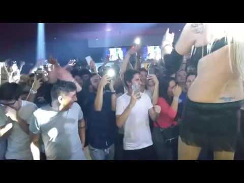 Maria Leal enche discoteca KeimÒdromo em Braga
