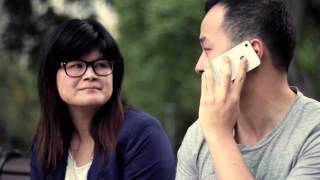 New Girlfriend, iPhone 5 (Apple Vs Samsung Galaxy Note Parody)