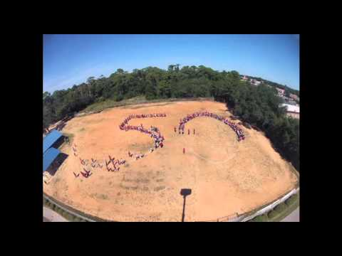 TIME LAPSE: Mary Esther Elementary School 50th Anniversary