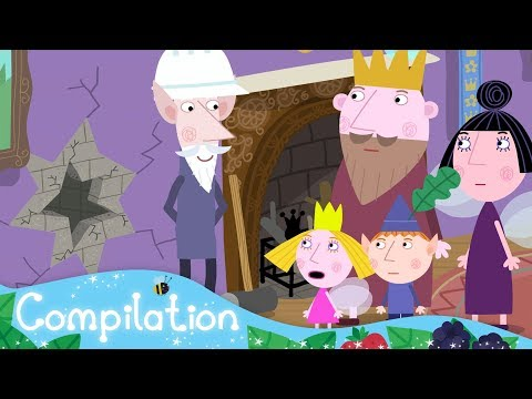 Ben and Holly's Little Kingdom | Plumbing | Triple Episode #11