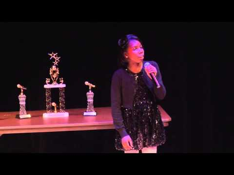 Black And Gold Junior Idol  Nov 2012