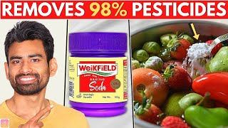 How to ACTUALLY Remove Pesticides from Fruits & Vegetables (Practical Solution)