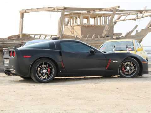 Corvette Z06 ALShammri Kuwait Racing
