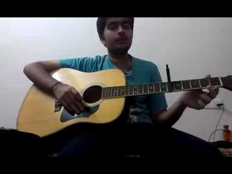 Nenjodu Cherthu - Yuvvh - Intro Guitar Lesson   Cover video