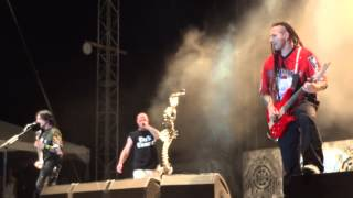 Watch Five Finger Death Punch Mama Said Knock You Out video