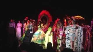 MISS GAY PHILIPPINES 2013 parade of Philippine costume