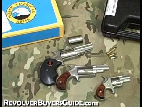 North American Arms Revolvers