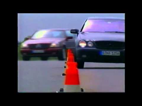 Mercedes-Benz Active Body Control - ABC