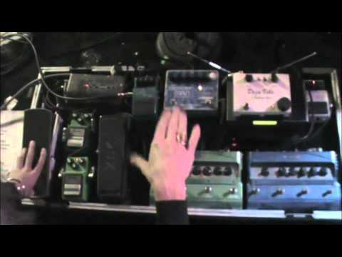 Kelly Richey Video -- Live Electric Guitar Rig