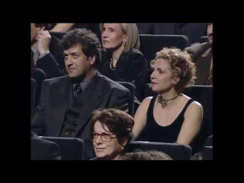 Alberto Iglesias gana el Goya a Mejor Música Original en 1999