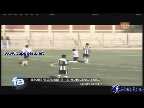 Sport Victoria 1-1 Municipal Yauli ~ Copa Perú 2012
