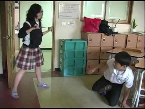 Hitman - 2011 Korean High School Student Film Project video