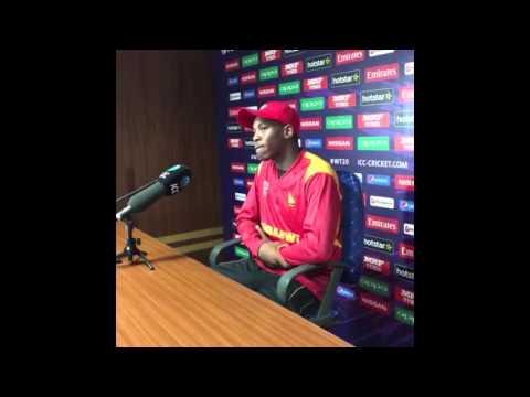 Scotland vs Zimbabwe Post Match Press Conference t20 World cup