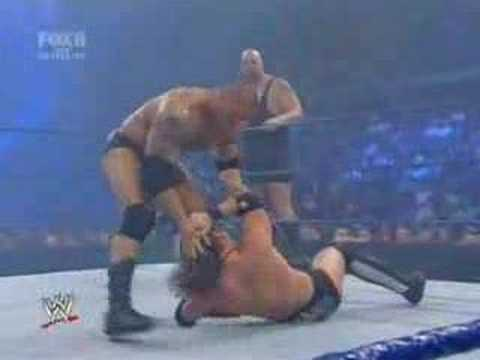 Batista & Big Show vs Hawkins & Ryder - 5/30/08 Video