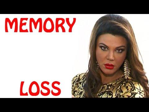 Rakhi Sawant - I am suffering from Memory Loss | Bollywood News