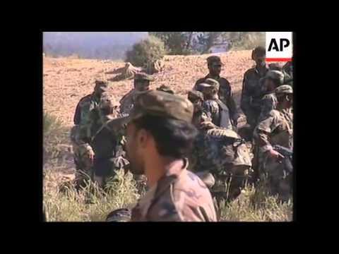 GNS Army kills 12, arrests 10 in offensive against al Qaida