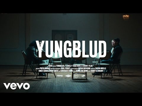 YUNGBLUD - lonely together (a short film about belonging) | Vevo LIFT