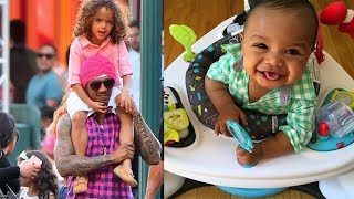 Nick Cannon's Sons & Daughter : 2017