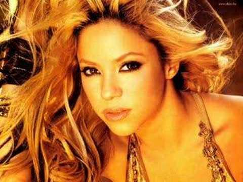 SHAKIRA - HIPS DON'T LIE - YouTube  Shakira
