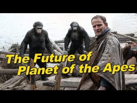 The Future of the Planet of the Apes franchise