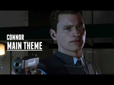 DETROIT: BECOME HUMAN SOUNDTRACK CONNOR THEME [EXTENDED]