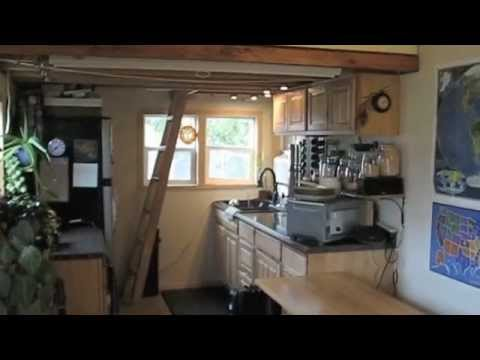 Tiny House Tour that Houses Family of Four