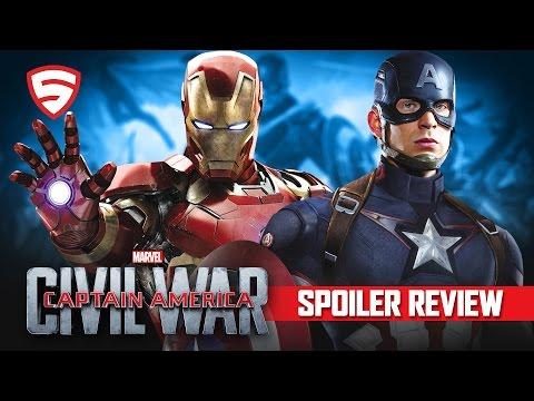 Captain America: Civil War - Review (Spoilers)
