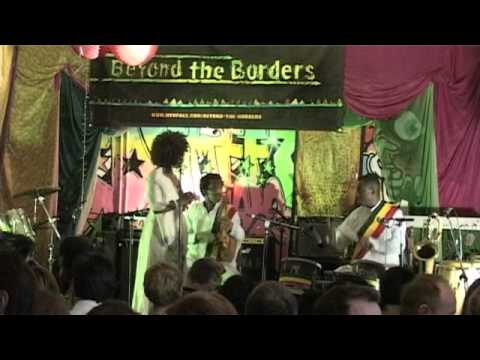 Beyond The Borders Feat Krar Collective