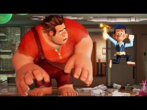 Wreck-It Ralph Trailer 3 – 2012 Movie – Official [HD]