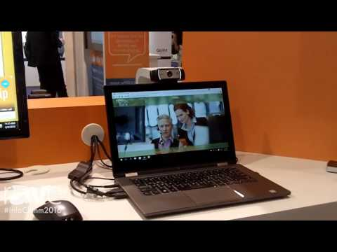 InfoComm 2016: Pexip Demos End User Video Conference Solution