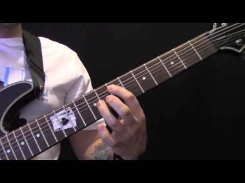 Scorpio Curse Guitar Lesson By Electric Wizard