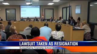 School Board Ousts Superintendent Who Sued District