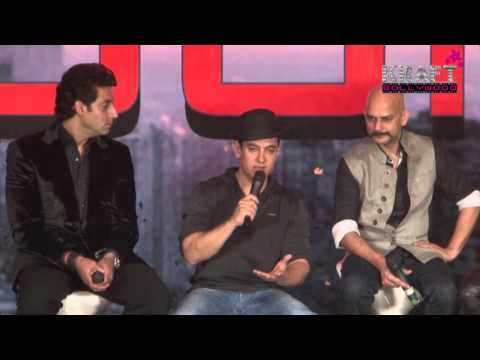 Watch AAMIR KHAN SAY THANK YOU TO SALMAN