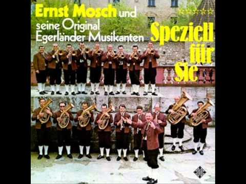 Ernst Mosch Und Seine Original Egerländer Musikanten - 20 Jahre Ernst Mosch Und Seine Original Egerländer Musikanten - Die Schönsten Lieder Meines Lebens