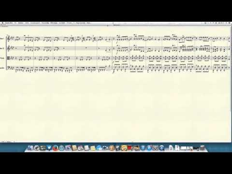 Lady Gaga - Venus cover for string quartet