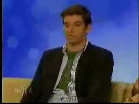Michael Urie on The View Video