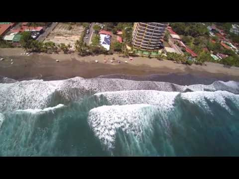 5 Beaches Costa Rica with Yuneec Q500 4K