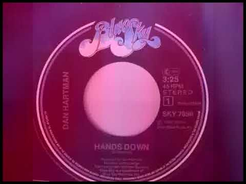 Dan Hartman - Hands Down (1979)