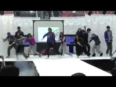 Imran Khan - Pata Chalgea Dance by Bolly Flex & Dhamaka