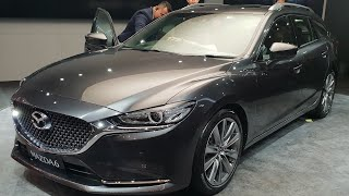 In Depth Tour Mazda 6 Estate Elite [GL] Facelift #GIIAS2018 - Indonesia