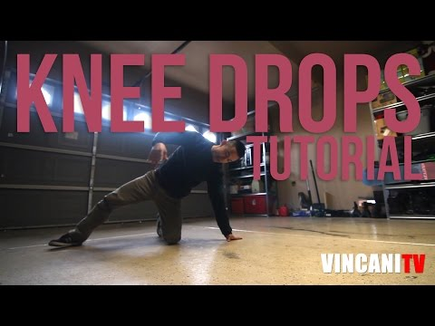 How to Breakdance | Knee Drops | Footwork 101 thumbnail